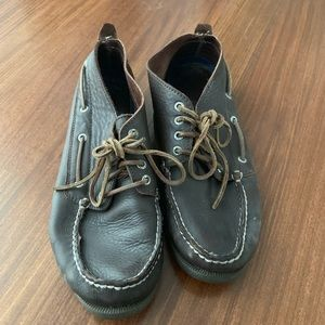 Sperry Chukka Boots Mens 11 Brown